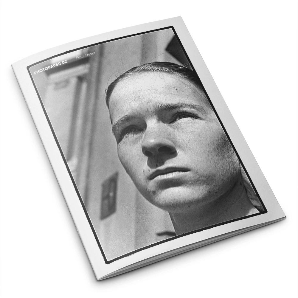 Photopaper 02 – Paul Trevor