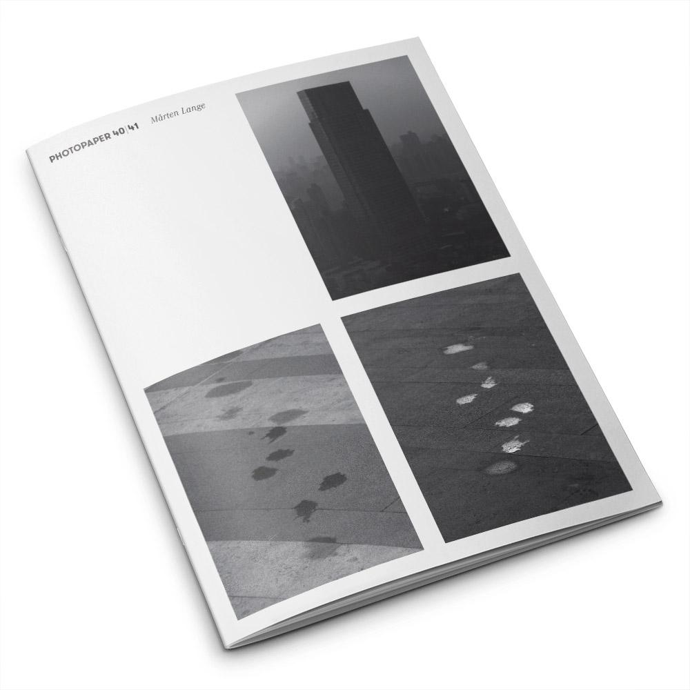Photopaper 40/41 – Marten Lange