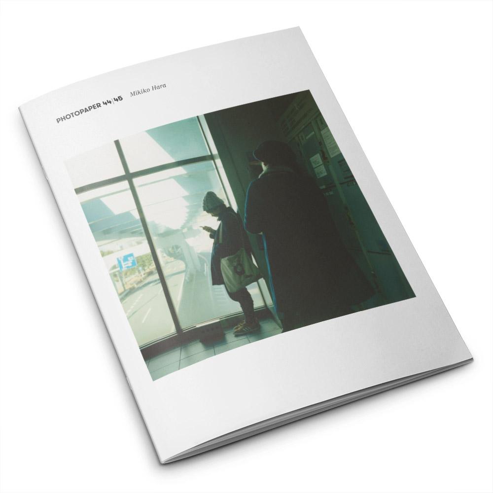 Photopaper 44/45 – Mikiko Hara