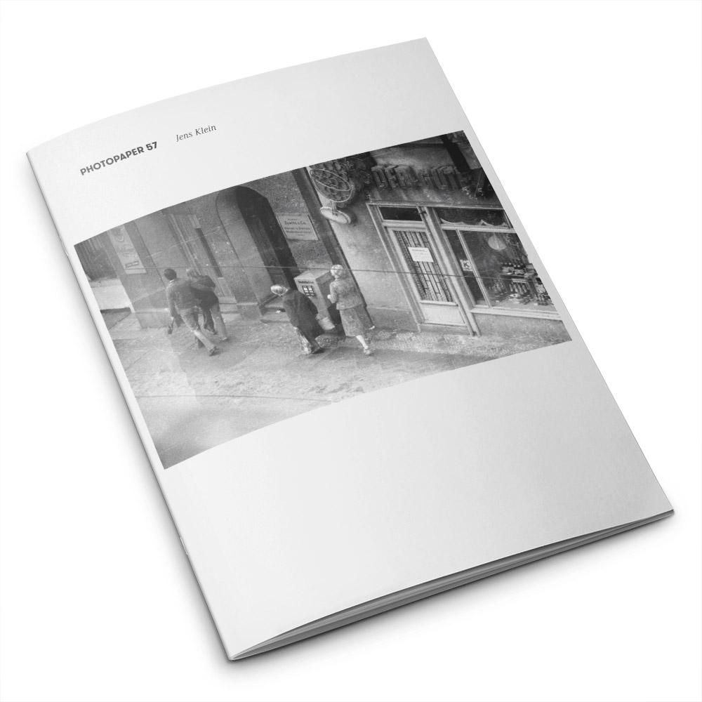 Photopaper 57 – Jens Klein
